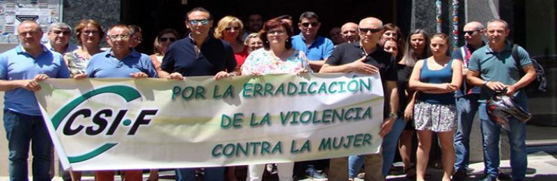 Máximo rechazo al nuevo caso de violencia de género ocurrido en Las Gabias