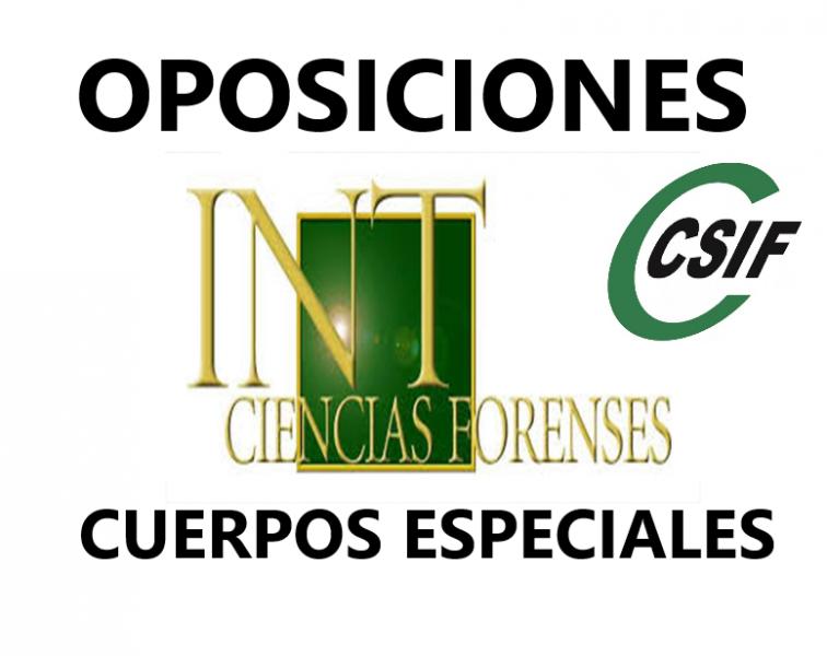 Cuerpo de Facultativos INTCF - Relación de aprobados de la fase de oposición