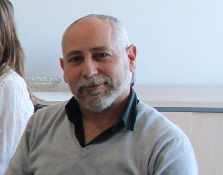 José Herrera, presidente de CSIF Justicia provincia de Valencia