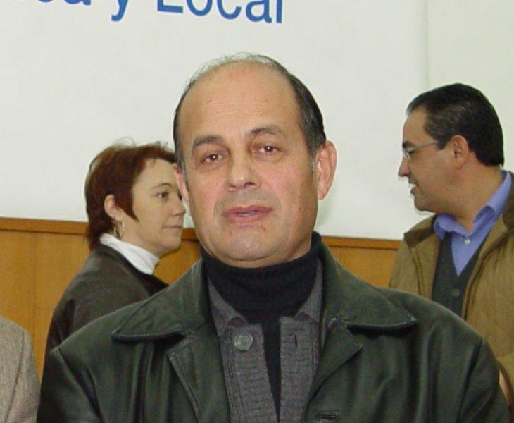 José Arcos, delegado de CSIF Administración Local Comunidad Valenciana