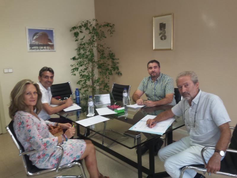 Reunión de CSI·F con director general de Centros y Personal Docente