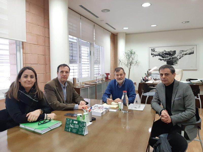 Reunión CSIF con director general FP