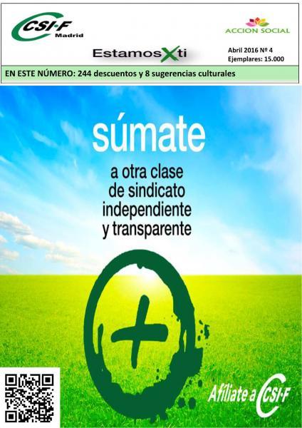 Portada Revista Acción Social