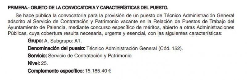 TAG Ayuntamiento de Palencia
