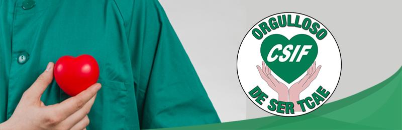 CSIF-A denuncia las diferencias retributivas de hasta un 24% que sufren los Técnicos en Cuidados Auxiliares de Enfermería