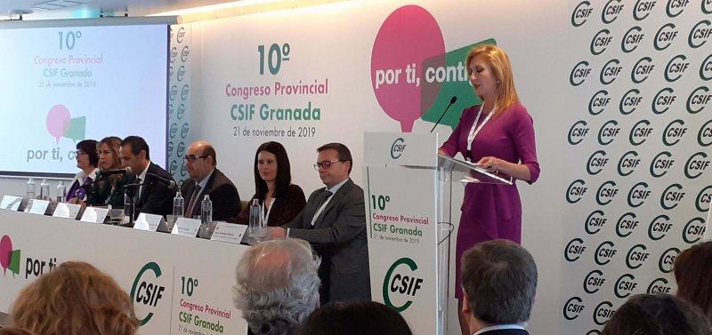 X Congreso provincial Granada