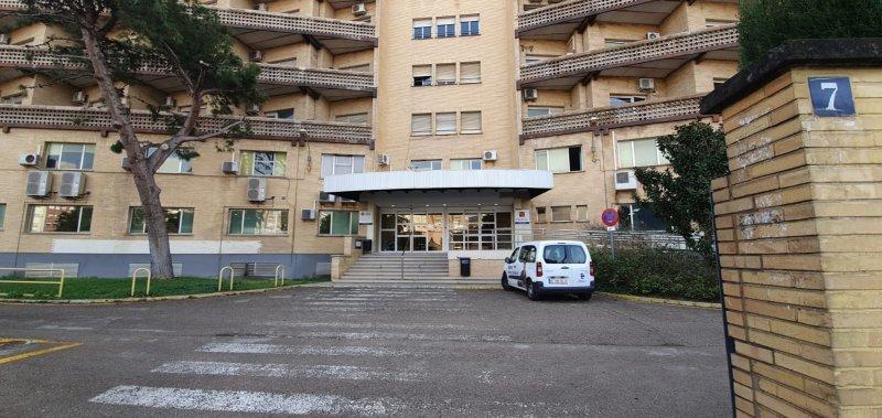 Ubicación del laboratorio en la avenida de Campanar de Valencia