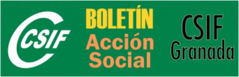 CSIF Granada: Boletín de Acción Social ABRIL 2019