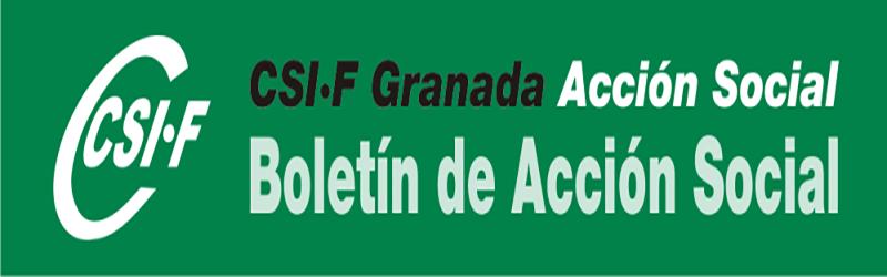 CSIF Granada: Boletín de Acción Social junio 2017