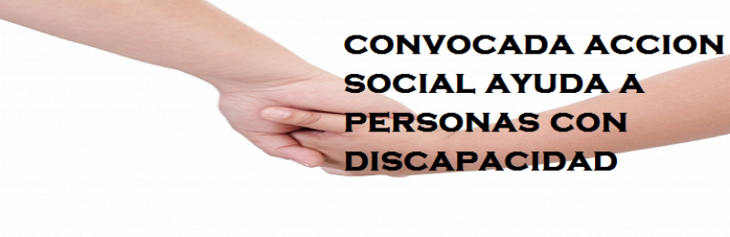 accion social convocatoria