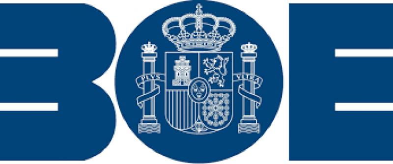 BOE: Juzgados de Paz y Procedimientos Administrativos.
