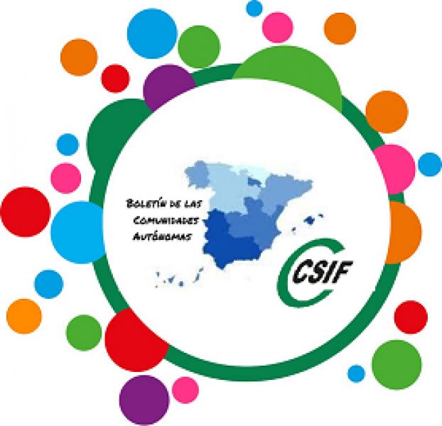 Boletín de las CC.AA de CSIF Sanidad Cantabria