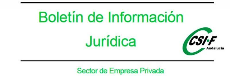 Boletín de Información Jurídica – Junio 2016