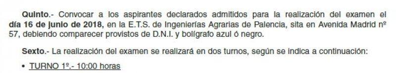 bolsa de trabajo de administrativos en la Diputación de Palencia