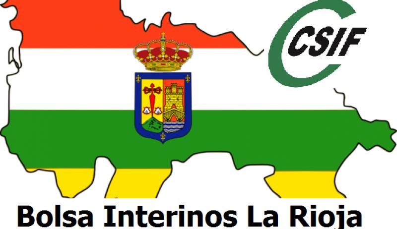 Publicación BOR Listas definitivas de la bolsa de Justicia de La Rioja