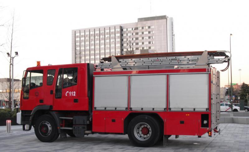 horas extra bomberos