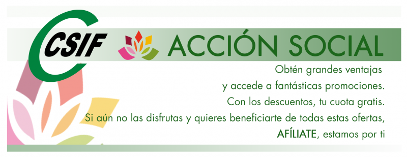 Boletín Acción Social Andalucía octubre 2018