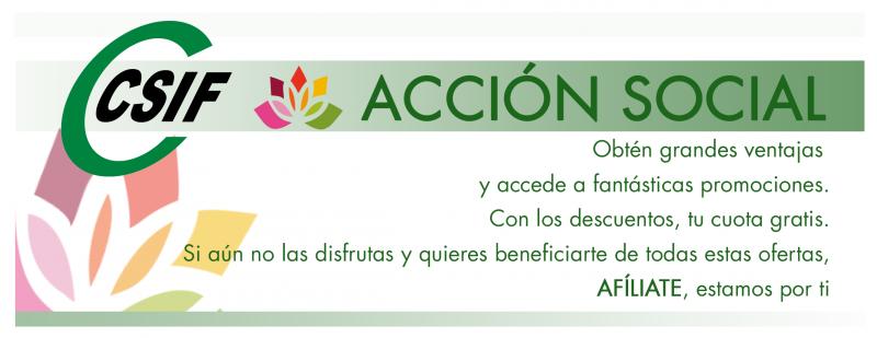 Boletín Acción Social Andalucía noviembre 2018