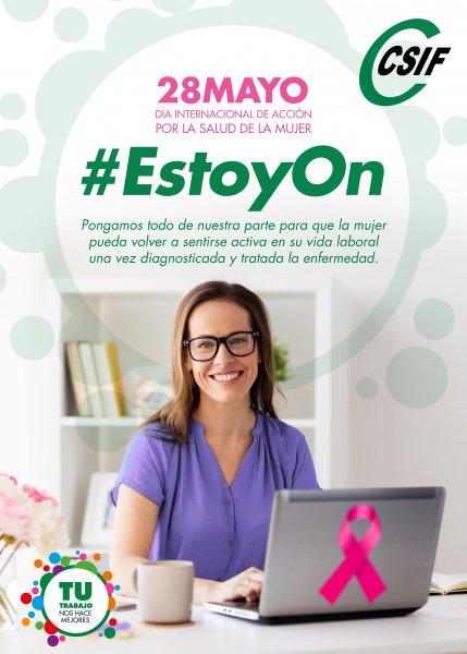 #EstoyON: Día Internacional de Acción por la Salud de la Mujer