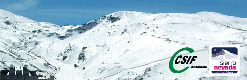 Acuerdo de colaboración entre CSIF y Cetursa para la temporada de esquí 2017-2018