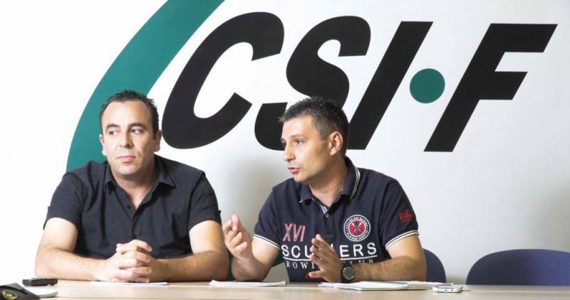 CSIF preocupado por la salida de Ricardo Conde del Ministerio de Justicia