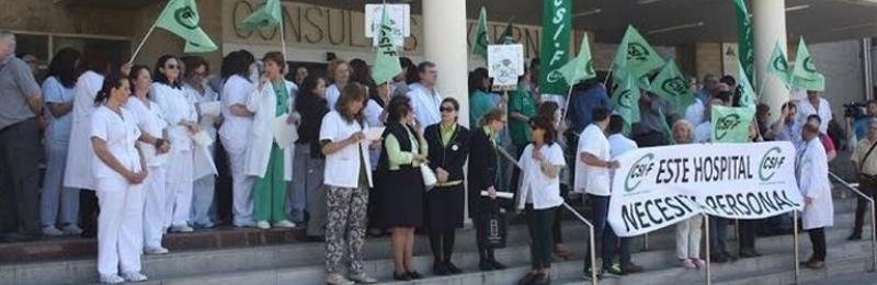 La Junta cede ante la presión de CSIF-A y deroga las órdenes de fusión | Foto: EuropaPress ©