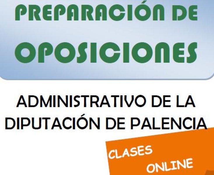 curso administrativo Diputación