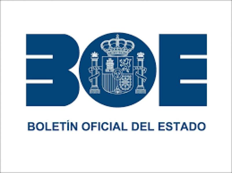 BOE - Modificación del concurso específico del Cuerpo de Gestión Procesal y Administrativa convocado por Orden JUS/247/2018