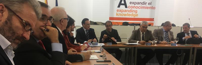 CSIF-A firma el acuerdo para la recuperación de derechos del PDI y del PAS de las universidades públicas de Andalucía