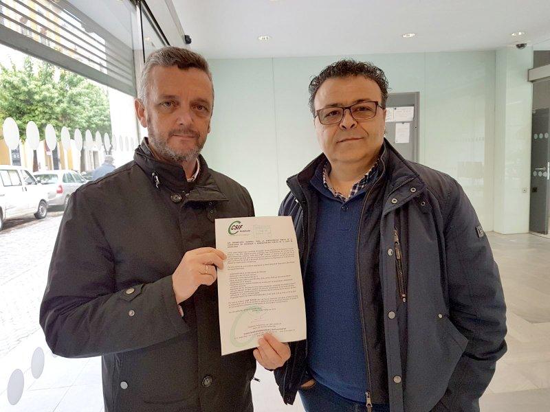 CSIF-A pide la convocatoria de la Mesa General para aplicar en Andalucía el acuerdo nacional de Función Pública