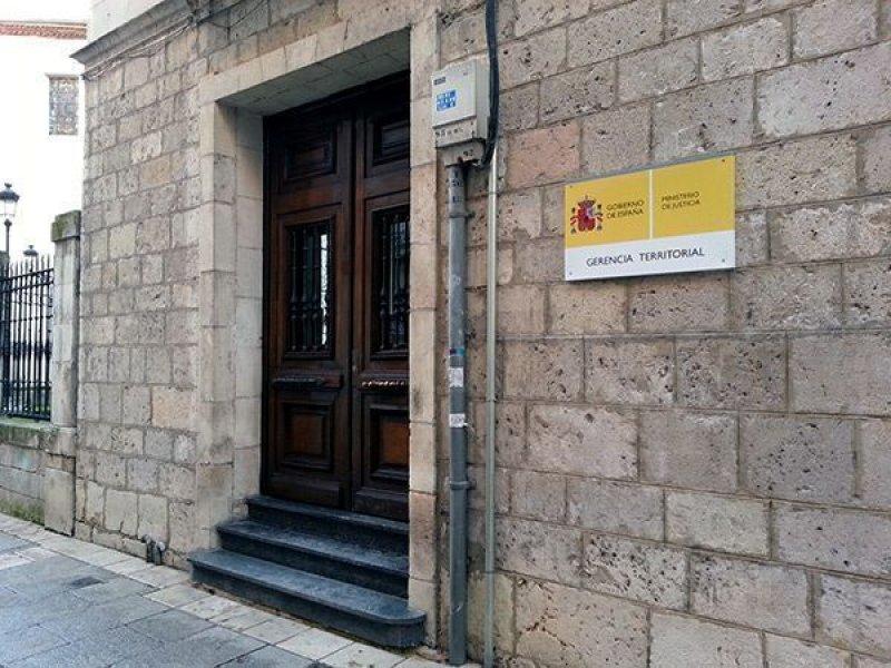 Actualización de la bolsa de interinos Gerencia de Burgos
