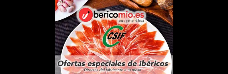 Degusta ibéricos esta Navidad con ibericomio.es