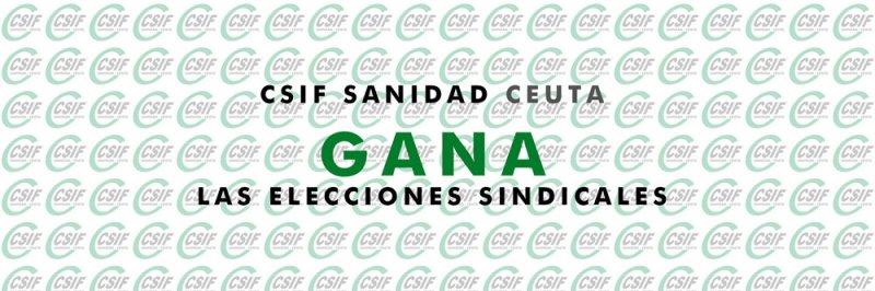 CSIF gana las elecciones sindicales
