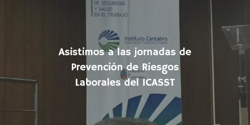 Jornadas de prevencion de riesgos laborales Cantabria