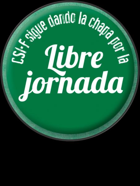 CSIF Libre jornada escolar Aragón