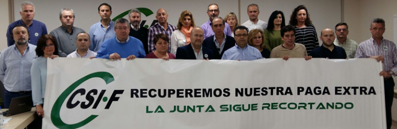 El Consejo Autonómico de CSIF Andalucía aprueba movilizaciones para exigir la restitución de derechos recortados a los empleados públicos andaluces
