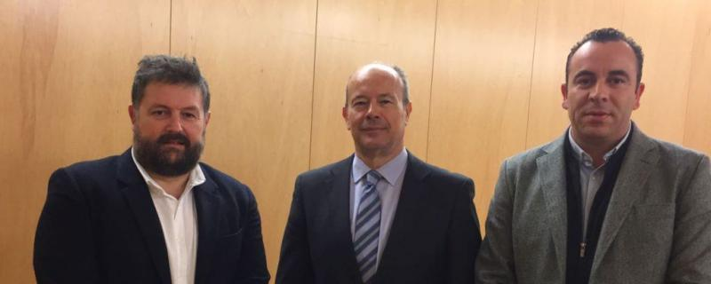 CSIF traslada al Grupo Socialista su modelo de Administración de Justicia y las principales inquietudes del colectivo