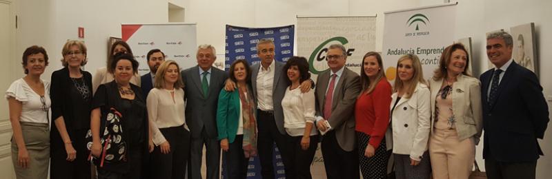 """CSIF-A, presente en el foro sobre mujeres """"Perspectivas"""" de la Cadena SER Andalucía"""