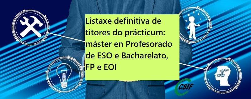 LISTAXE DEFINITIVA PRÁCTICUM