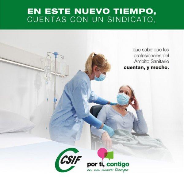 Profesionales ámbito sanitario