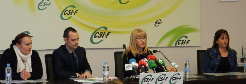 CSIF lleva a los tribunales la desigualdad salarial en la Administración