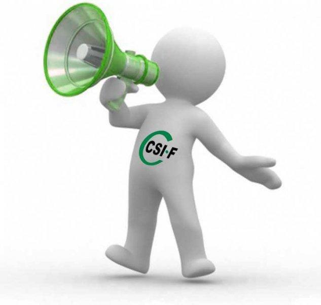 CSIF INFORMA - Publicación convocatorias procesos selectivos de Promoción Interna OEP 2017-18