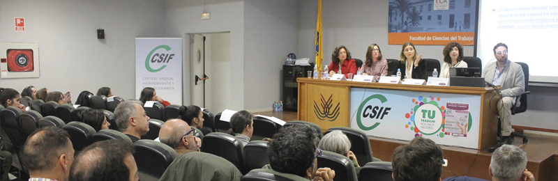 CSIF centra en el ámbito laboral su IV Jornada Provincial de Igualdad y Respeto