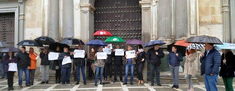 La Junta de Personal de la Administración de Justicia muestra su rechazo a las declaraciones del presidente del TSJA