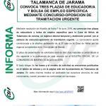 Conv Ayuntamiento Talamanca de Jarama cartel