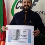 Csif Zamora contra la violencia de genero