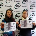 Formación CSIF Granada con el #Compromiso 25N