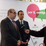 10º Congreso provincial Granada atención medios presidente Nacional