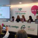 10º Congreso provincial Granada nueva Ejecutiva