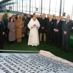 Inauguración monumento a funcionarios de IIPP discursos